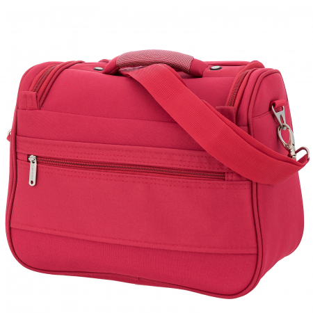 Beauty Case - Travelite Orlando  - Rosu1