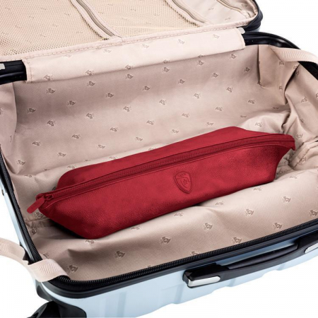 Geanta de calatorie/ cumparaturi HEYS HiLite Zip Packaway  - Rosu3