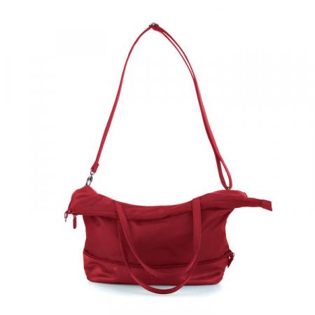 Geanta de calatorie/ cumparaturi HEYS HiLite Zip Packaway  - Rosu1