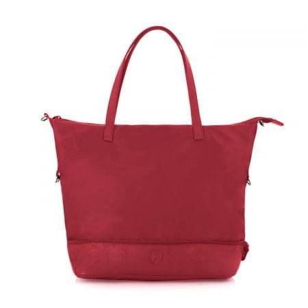 Geanta de calatorie/ cumparaturi HEYS HiLite Zip Packaway  - Rosu0
