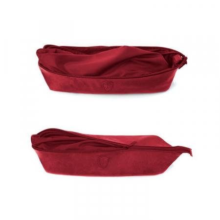 Geanta de calatorie/ cumparaturi HEYS HiLite Zip Packaway  - Rosu2