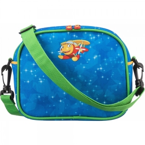 Geanta de umar mica (geanta pentru gustare)Travelite– Eroii Orasului3