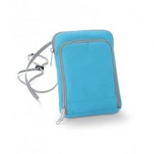 Geanta-portofel pentru calatorii bleu0