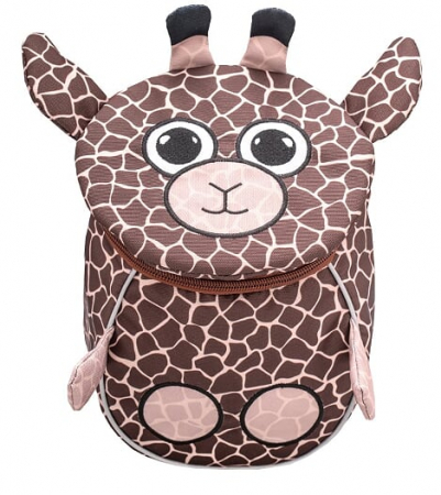 Ghiozdan de gradinita  BELMIL Mini Giraffe1