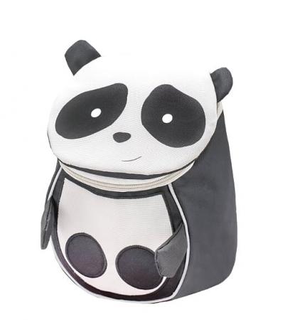 Ghiozdan de gradinita  BELMIL Mini Panda0