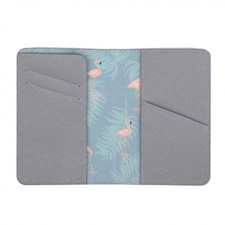 Husa pasaport/ Coperta Pasaport - Flamingo2