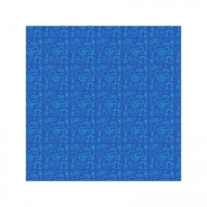 Husa troler Unusual Routine Marime M (inaltime troler de la 60 la 71 cm)1