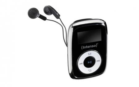 MP3 Player 8GB Music Mover - Negru0