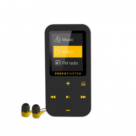 MP4 Player Energy Sistem TOUCH 16GB Bluetooth Amber1