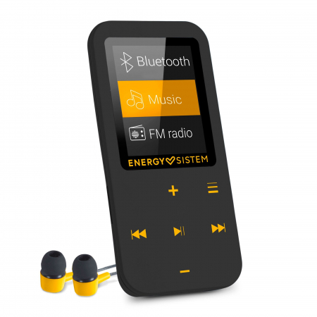MP4 Player Energy Sistem TOUCH 16GB Bluetooth Amber0