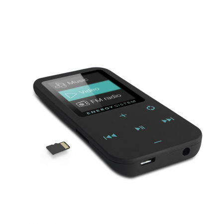 MP4 Player Energy Sistem TOUCH 8GB Bluetooth Negru/Verde3