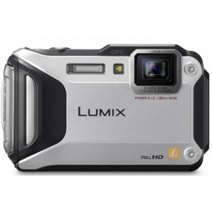 Camera foto Panasonic DMC-FT5EP-S, silver1
