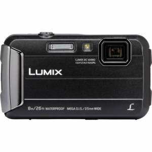 Camera foto Panasonic neagra DMC-FT30EP-K0