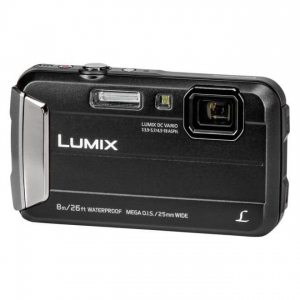 Camera foto Panasonic neagra DMC-FT30EP-K1