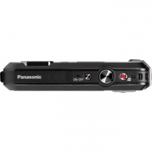 Camera foto Panasonic neagra DMC-FT30EP-K3