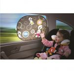 PARASOLAR AUTO Bubble Dreams Round - Set de 2 bucati1