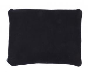 Perna de calatorie 2 in 1 - Negru