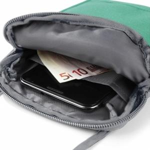 Geanta-portofel pentru calatorii verde3
