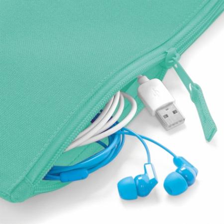 Portofel documente sau iPad mini/tablete  - Verde mint1