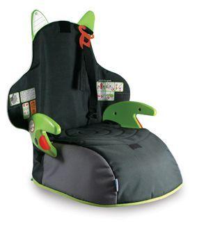Rucsac-scaun inaltator Trunki BoostApak Verde1