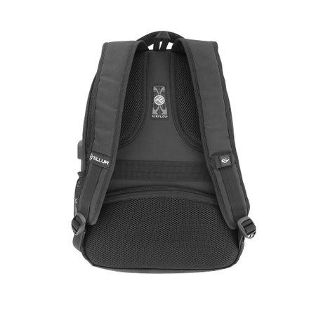 "Rucsac laptop Tellur Companion, cu port USB, 15.6""3"