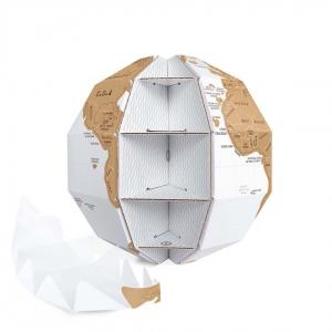 Globul Pamantesc Razuibil 3D2