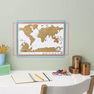 Harta Razuibila Deluxe Alba0