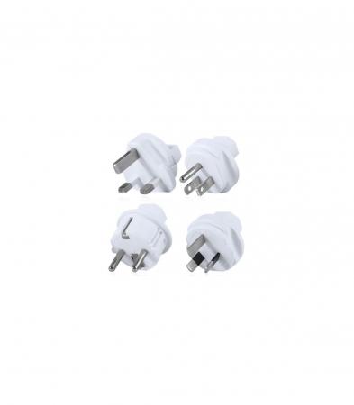 Set 4 adaptoare pentru P-CUBE-REV Allocacoc ADAPT-TRAVEL-03WE0