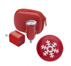 Set Traveller - Self heating pad si Set incarcare voiaj [0]