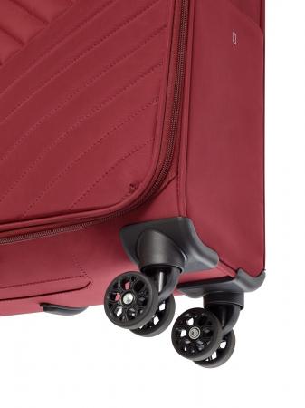 Set trolere Travelite JADE 4 roti 54cm, geanta de umar si rucsac (USB incorporat)8