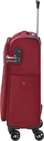 Set trolere Travelite JADE 4 roti 54cm, geanta de umar si rucsac (USB incorporat)6