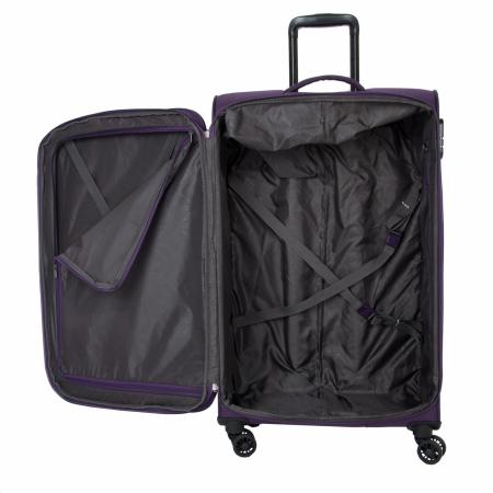 Set trolere Travelite KENDO 4 roti L extensibil/M extensibil/S13