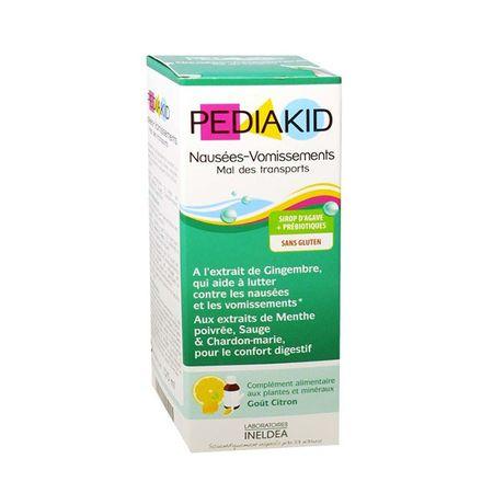 Sirop PEDIAKID (Mal destransports)  pentru greata si rau de transport la copii