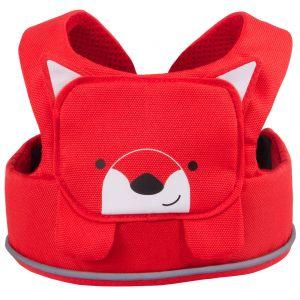 Ham de siguranta TODDLEPAK Fox - Rosu0