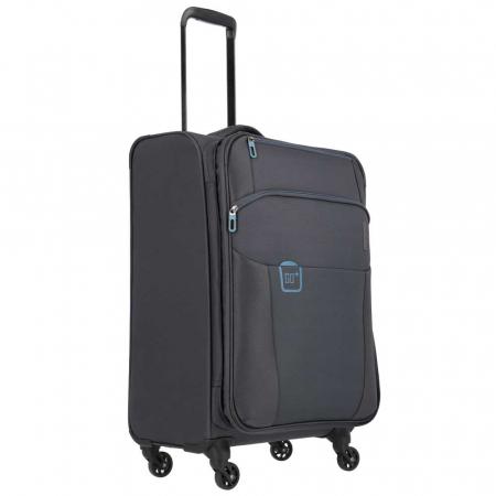 Set trolere Travelite GO 4 roti Lextensibil/M extensibil/ S - Gri antracit2