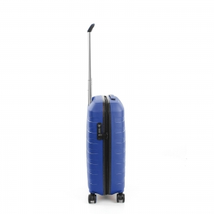 Troler cabina Roncato Box 2.0 albastru1