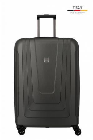 Troler de cala TITAN X-RAY PRO L ( 52 x 77 x 29 cm) - Amprenta digitala si USB inclus0