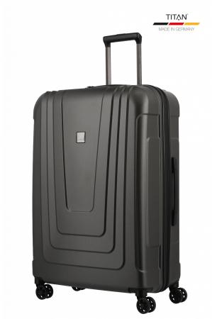 Troler de cala TITAN X-RAY PRO L ( 52 x 77 x 29 cm) - Amprenta digitala si USB inclus12