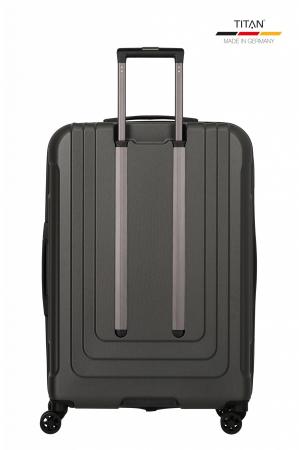 Troler de cala TITAN X-RAY PRO L ( 52 x 77 x 29 cm) - Amprenta digitala si USB inclus8