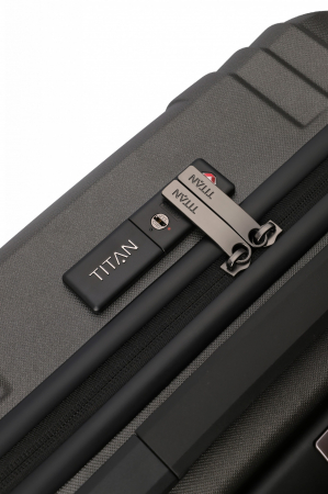 Troler de cabina TITAN X-RAY PRO S ( 40 x 55 x 20 cm) - Amprenta digitala si USB inclus11
