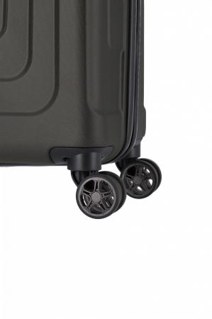 Troler de cabina TITAN X-RAY PRO S ( 40 x 55 x 20 cm) - Amprenta digitala si USB inclus9
