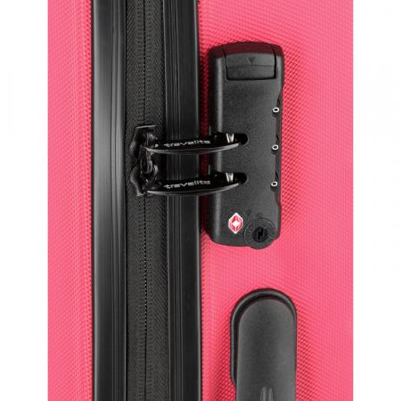 Troler de cabina Travelite Bliss 4 roti 55 cm S8