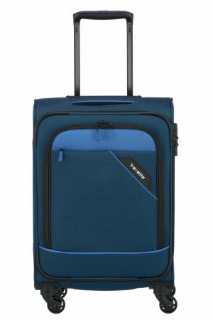 Troler de cabina Travelite Derby 4 roti S 55 cm0