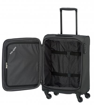 Troler de cabina Travelite Derby 4 roti S 55 cm4
