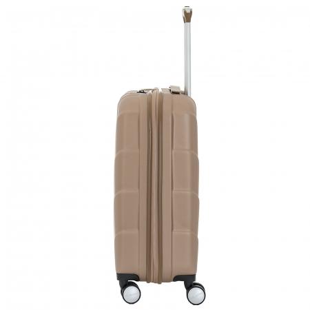 Troler de cabina Travelite Kalisto 4 roti 55 cm S10