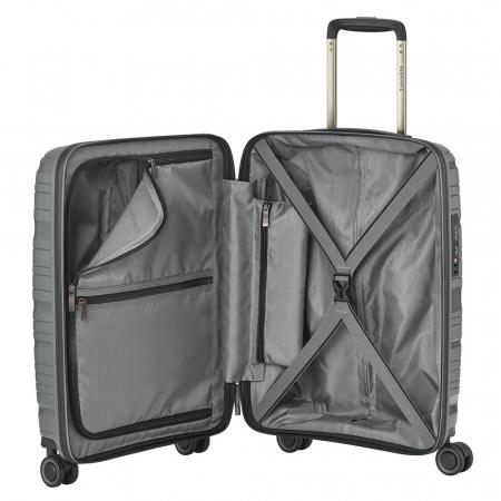 Troler de cabina Travelite MOTION 4 roti 55 cm S5