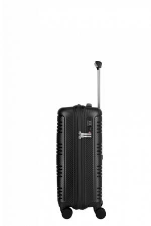 Troler de cabina Travelite ZENIT 4 roti duble (spinner) 55 cm S1