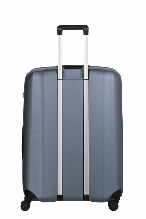 Troler de cala cu USB - TITAN XENON 4 roti 74 cm (L) - Albastru1