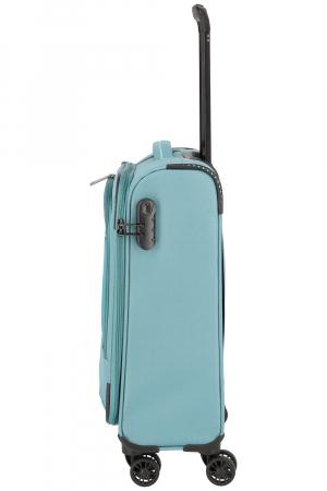 Troler de cabina Travelite Arona 4 roti duble 55 cm S9