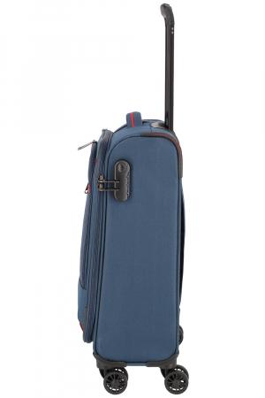 Troler de cabina Travelite Arona 4 roti duble 55 cm S21